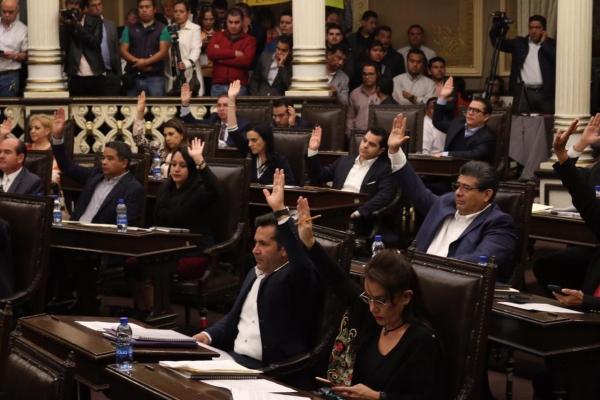 La Ley de Egresos del Estado 2019 garantiza recursos adicionales para el campo, vivienda, salud y procuración de justicia