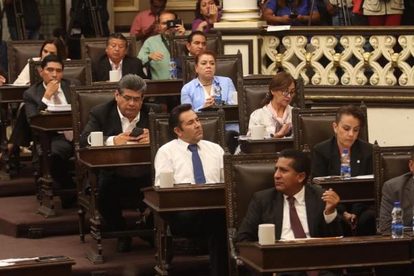 Congreso del Estado aprueba devolver la facultad al Legislativo, para nombrar al Fiscal General del Estado