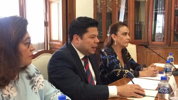 Garantiza LX Legislatura del Congreso del Estado intervención para apoyar en la defensa de los derechos de los migrantes