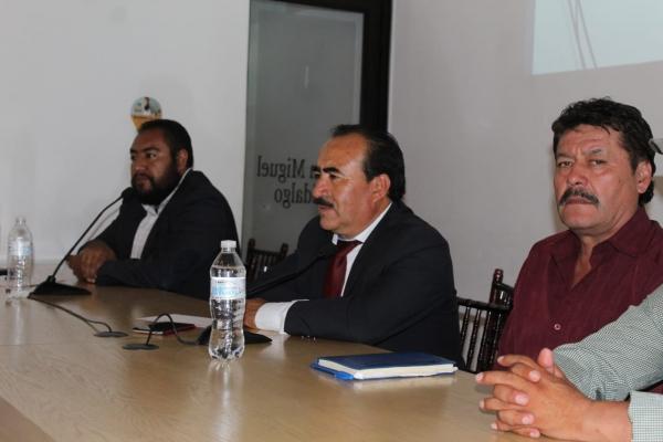Capacitan a presidentes Municipales en la Ley General de Responsabilidades Administrativas