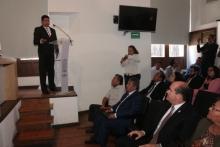 IGAVIM presenta resultado de incidencia delictiva en el Congreso del Estado