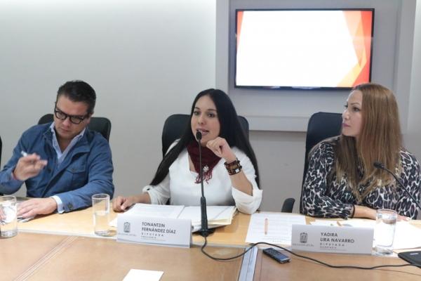 Los programas sociales no pueden seguir siendo un pago de favores o un botín político en elecciones: Tonantzin Fernández