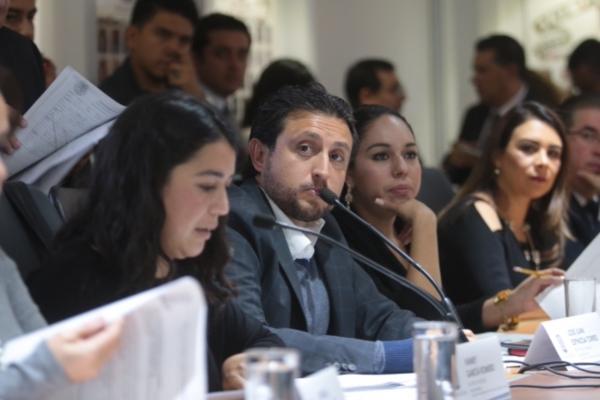 Aprueba Comisión de Gobernación la creación de la Ley que regula el Periódico Oficial del Estado